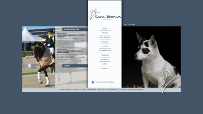 Website Kara Bosman