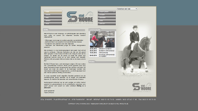 Website Stal D'Hoore
